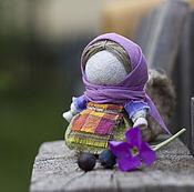 Куклы и игрушки ручной работы. Ярмарка Мастеров - ручная работа Куколка На счастье народная кукла традиция. Handmade.