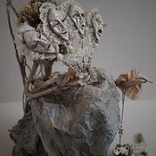 """Кукольный театр ручной работы. Ярмарка Мастеров - ручная работа """"Королева лицемерия"""". Handmade."""