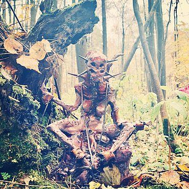 Субкультуры ручной работы. Ярмарка Мастеров - ручная работа Shaman of the Dead - The Ghost of the Mountains!. Handmade.