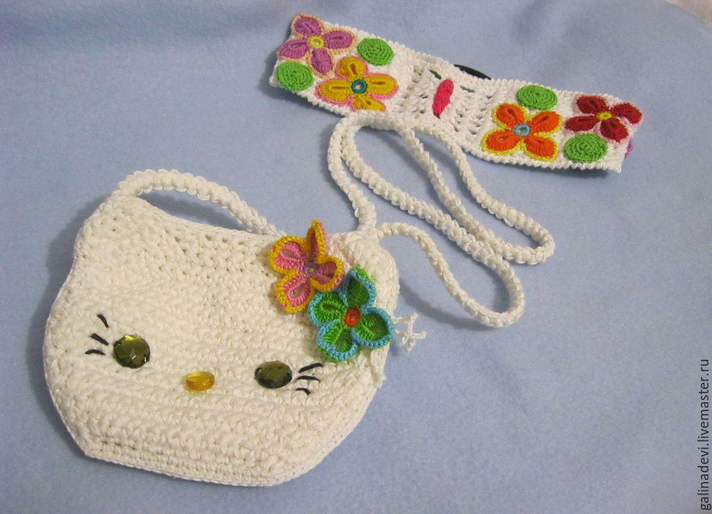 Bag For Girls Hello Kitty From Hawaii Headband Shop Online On
