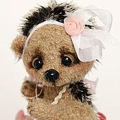 Куклы и игрушки ручной работы. Ярмарка Мастеров - ручная работа Лулу ежик девочка. Handmade.