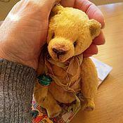 """Мишки Тедди ручной работы. Ярмарка Мастеров - ручная работа Винтажный медведь """"Заигранный, заштопанный..."""". Handmade."""