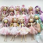 Куклы и игрушки handmade. Livemaster - original item Dolls and dolls: Magic Dolls Handmade. Handmade.