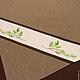 """Текстиль, ковры ручной работы. Ретро салфетка с вышивкой """"Очарование леса-2"""". ot Natalis. Интернет-магазин Ярмарка Мастеров."""
