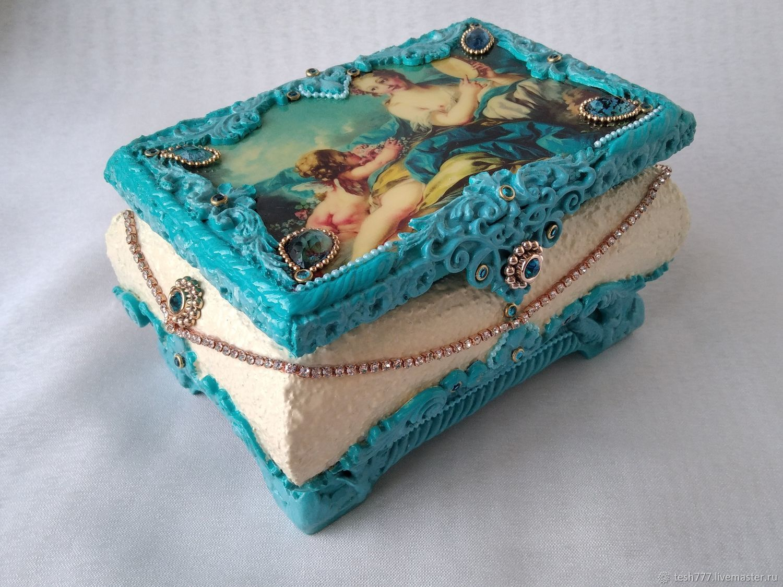 Jewelry box ' Angel ', Box, Krasnodar,  Фото №1