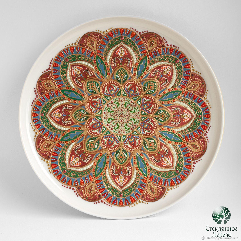 тарелки в восточном стиле картинки
