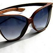 Аксессуары ручной работы. Ярмарка Мастеров - ручная работа Солнцезащитные очки из дерева Specswood. Handmade.