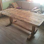Для дома и интерьера handmade. Livemaster - original item table. Handmade.