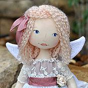 Куклы и игрушки ручной работы. Ярмарка Мастеров - ручная работа Волшебная куколка. Handmade.
