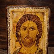 Картины и панно handmade. Livemaster - original item Icon on wood of