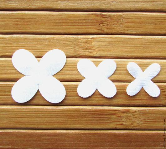 Цветок сирени, вырубка 100 шт. САКУРА - материалы для цветоделия.