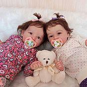 Куклы и игрушки ручной работы. Ярмарка Мастеров - ручная работа Малышки Саскии. Handmade.