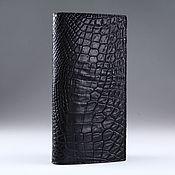 Сумки и аксессуары handmade. Livemaster - original item Purse crocodile IMA0040B5. Handmade.