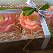 Косметика ручной работы handmade. Livemaster - original item Gift set soap
