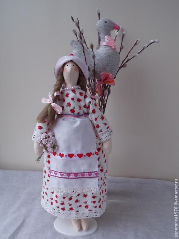 Кукла Тильда, Тильды, Железнодорожный, Фото №1