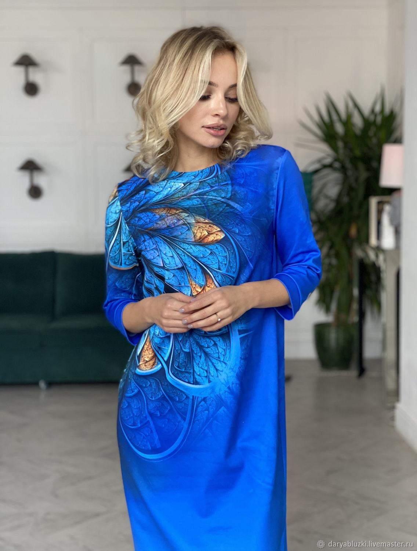 Трикотажное платье, Платья, Владимир,  Фото №1
