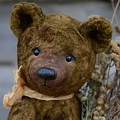 Куклы и игрушки handmade. Livemaster - original item Teddy Bears: Soviet (according to the pattern of 1930-40 years). Handmade.
