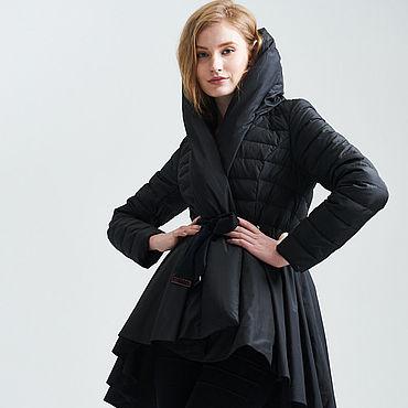 Одежда ручной работы. Ярмарка Мастеров - ручная работа Фантастическое  пальто для модниц.. Handmade.