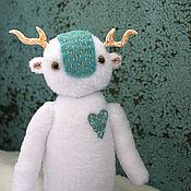 Куклы и игрушки ручной работы. Ярмарка Мастеров - ручная работа Дух снежного леса. Handmade.
