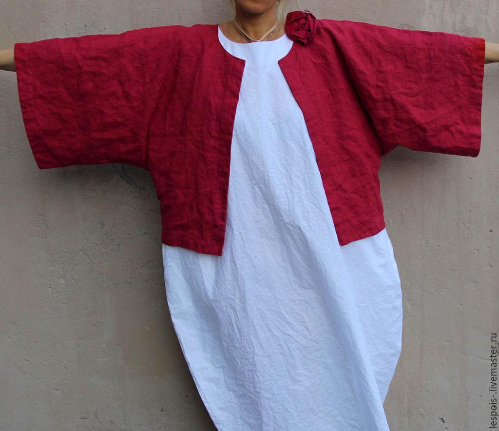 Как сшить летний пиджак