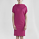 Платье трансформер `Ромб`, платье женское, платье MustHave платье из джерси вискоза хлопок, платье из вискозы