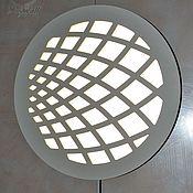 """Ночники ручной работы. Ярмарка Мастеров - ручная работа Светодиодный светильник """"Антарес"""". Handmade."""