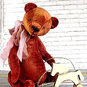 Куклы и игрушки ручной работы. Ярмарка Мастеров - ручная работа Мишка Любимка. Handmade.