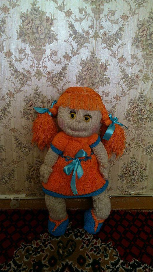 Одежда для кукол ручной работы. Ярмарка Мастеров - ручная работа. Купить Вязаные куклы. Handmade. Вязаные куклы, отличный подарок