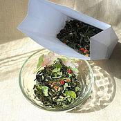 Косметика ручной работы handmade. Livemaster - original item Tea Blend of herbs