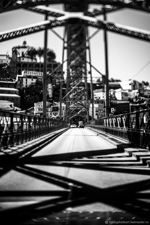 Мост Понти-ди-Дон-Луиш I, Фотокартины, Санкт-Петербург,  Фото №1
