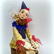 Куклы и игрушки ручной работы. Ярмарка Мастеров - ручная работа коллекционная авторская кукла РЕНАР ( ПРОДАН). Handmade.
