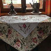 Для дома и интерьера handmade. Livemaster - original item Vintage Quilted Napkin. Handmade.