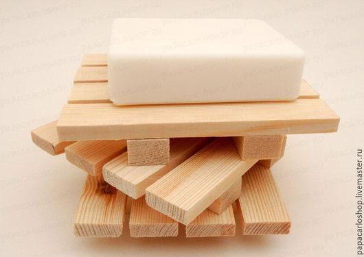 Кухня ручной работы. Ярмарка Мастеров - ручная работа. Купить Мини палета, подставка из дерева, мыльница. Handmade. Желтый, минипалета