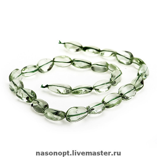 зеленый аметист (празиолит) Nasonopt