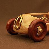 Сувениры и подарки ручной работы. Ярмарка Мастеров - ручная работа Болид с дизельным двигателем. Handmade.