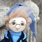 Куклы и игрушки ручной работы. Ярмарка Мастеров - ручная работа Гном Алик. Handmade.