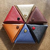 Сумки и аксессуары handmade. Livemaster - original item The purse saffiano. Handmade.