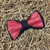 Галстуки ручной работы. Ярмарка Мастеров - ручная работа Кружевной галстук-бабочка. Handmade.