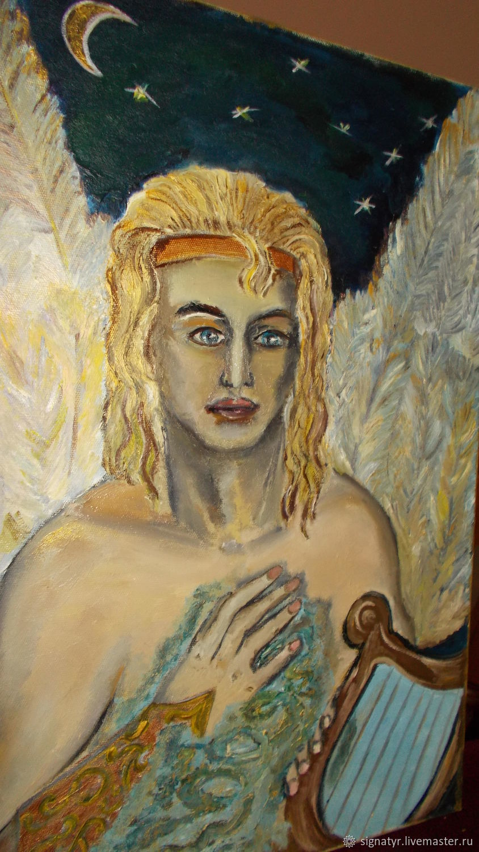MORPHEUS oil Paintings on canvas, Pictures, Orenburg,  Фото №1