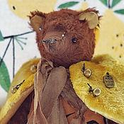 Куклы и игрушки ручной работы. Ярмарка Мастеров - ручная работа Мишка Лимон. Handmade.