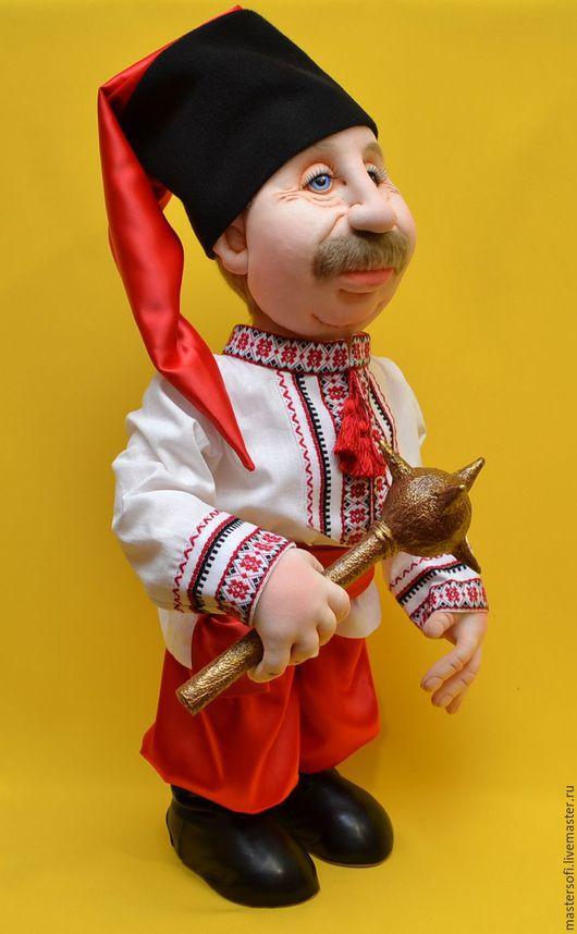 Портретные куклы ручной работы. Ярмарка Мастеров - ручная работа. Купить Портретная кукла. Текстильная кукла. Скульптурный текстиль.. Handmade.