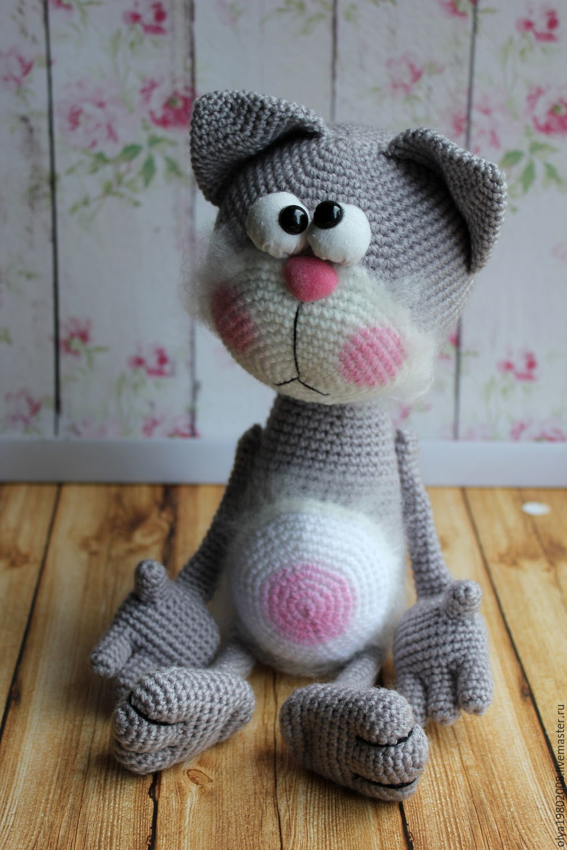 Cat Basil, Stuffed Toys, St. Petersburg,  Фото №1