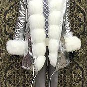 Одежда ручной работы. Ярмарка Мастеров - ручная работа Зимняя парка на натуральном меху. Handmade.