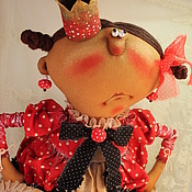 Куклы и игрушки ручной работы. Ярмарка Мастеров - ручная работа Капризка!. Handmade.