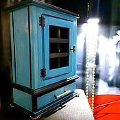 Ключницы ручной работы. Ярмарка Мастеров - ручная работа Ключница интерьерная SHARON2. Handmade.