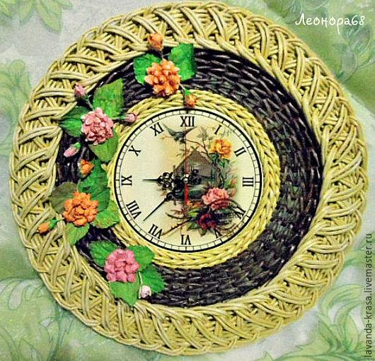 Часы настенные для кухни.