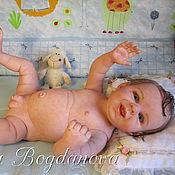 Куклы и игрушки ручной работы. Ярмарка Мастеров - ручная работа Кукла реборн Глебушка-2. Handmade.