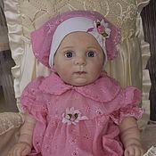 Куклы и игрушки handmade. Livemaster - original item Doll reborn Lalochka. Handmade.