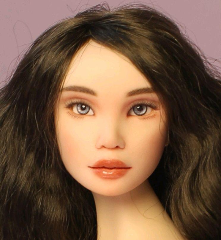 Авторская шарнирная кукла.Эмили, Шарнирная кукла, Санкт-Петербург,  Фото №1