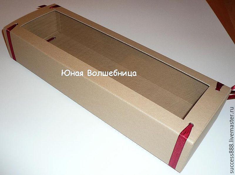 Коробка упаковка для куклы своими руками